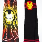 Disney Parks Marvel Iron Man Adult Socks New (2 Pack)