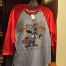 Disney Parks Oswald The Lucky Rabbit Super Service Tee Shirt Sizes: S,M,L,XL,XXL