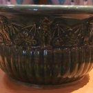 Disney Parks Haunted Mansion Bat Stanchion Gargoyle Ceramic Appetizer Bowl New