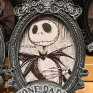 DISNEY PARKS NIGHTMARE BEFORE CHRISTMAS JACK SKELLINGTON PHOTO PICTURE FRAME