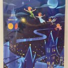 Disney D23 Expo 2017 Peter Pans Flight Postcard by Joey Chou New