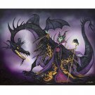 Disney WonderGround Maleficent All The Power LE Giclee on Canvas John Coulter