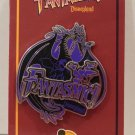 Disneyland Resort Annual Passholder Fantasmic Trading Pin Maleficent Dragon New