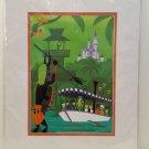 Disney WonderGround Diamond Celebration 60th Perilous Adventure Print by Shag