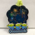 Disney Parks Toy Story Aliens Oooooooh! Metal Christmas Ornament New