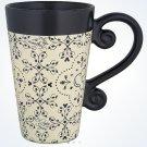 Disney Parks Disney Kitchen Mickey Icon Ceramic Mug Plate (Set of 4 Mugs)