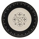 Disney Parks Disney Kitchen Mickey Icon Ceramic Dinner Plate (Set of 4 Plates)