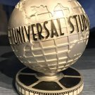 Universal Studios Exclusive World Globe Logo Resin Figure New