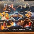 Universal Studios Exclusive Autographs Book Plus Pen New