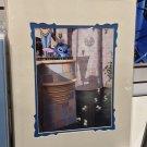 DISNEY D23 EXPO 2017 STITCH WAITING AT THE CASTLE DELUXE PRINT BY DANIEL KILLEN
