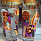 Disney WonderGround Star Wars A Wretched Hive Glass Cup New
