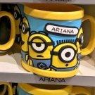 Universal Studios Minions Despicable Me Plastic Mug (Ariana)