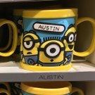 Universal Studios Minions Despicable Me Plastic Mug (Austin)