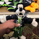 Disney Parks Halloween Time Goofy in Vampire Dress Plush New with Tags