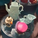 Disney Parks Frozen Olaf Mini Tea Set New (Decorative Set)