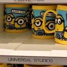 Universal Studios Minions Despicable Me Plastic Mug (Superstar-UniversalStudios)