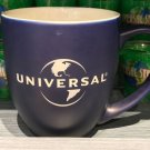 Universal Studios Exclusive Navy Blue Ceramic Mug Cup New