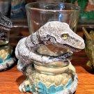 Universal Studios Exclusive Jurassic Park Raptor Shot Glass New