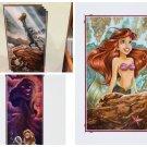 Disney Parks Reflections - Ariel - A King is Born - Print Set New Darren Wilson