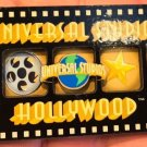 Universal Studios Hollywood Exclusive Wood Magnet New**