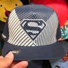 Six Flags Magic Mountain Dc Comics Superman Snapback Hat New*
