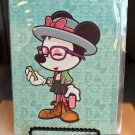 Disney D23 Exclusive Hipster Minnie Mouse Postcard By Jerrod Maruyama New