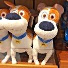 "Universal Studios The Secret Life of Pets Feat. Max Dog 12"" Plush New"