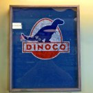 DISNEY PARKS DCA CARS LAND DINOCO RADIATOR SPRINGS MENS SHIRT SMALL NEW
