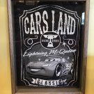 DISNEY PARKS CARS LAND LIGHTNING MCQUEEN RADIATOR SPRINGS MENS SHIRT LARGE NEW