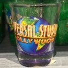 Universal Studios Exclusive Clear Shot Glass New