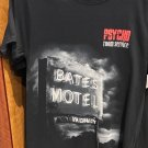 Universal Studios Exclusive Psycho Room Service Bates Motel Shirt Small New