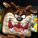 "Six Flags Magic Mountain Looney Tunes Tasmanian Devil ""Taz"" Cube 6"" Plush New"