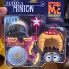 "Universal Studios Despicable Me Minion Mayhem Build A Minion Princess 4"" Figure"