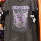 UNIVERSAL STUDIOS EXCLUSIVE TRANSFORMERS DECEPTICONS T-SHIRT SMALL