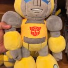 """Universal Studios Exclusive Transformers The Ride 3-D 16"""" Bumblebee Plush New"""