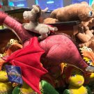 """Universal Studios Exclusive Shrek Dragon and Donkey 23"""" Plush New With Tags"""