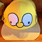Universal Studios Exclusive The Simpsons Homer Big Face Cap Hat Adult Size New