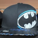 Six Flags Magic Mountain Dc Comics Batman Two Tone Snapback Hat New*