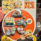 Universal Studios Exclusive Despicable Me3 Minions Happily Blended Magnet Set