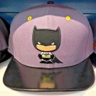 Six Flags Magic Mountain Dc Comics Batman Emoji Snapback Hat Cap New