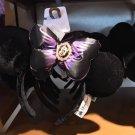 Disney Parks Halloween Cameo Minnie Bow Ears Headband New with Tags
