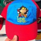 Six Flags Magic Mountain Dc Comics Wonder Woman Emoji Hat New***
