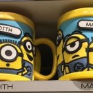 Universal Studios Minions Despicable Me Plastic Mug (Agnes-Edith-Margo-#1Dancer)