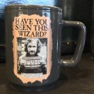 Universal Studios Exclusive Harry Potter Have you Seen This Wizard? Ceramic Mug