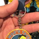 Universal Studios Exclusive The Simpson Moe's Tavern Drink Up Chumps Keychain