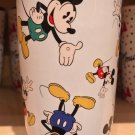 Disney Parks Classic Mickey Mouse Ceramic Travel Mug Lid New