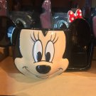 Disney Parks Exclusive Minnie Mouse Face Soup Cup W/ Spoon New