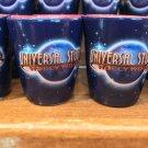 Universal Studios Hollywood Red Inner Glaze Shot Glass New