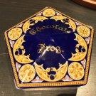 Universal Studios Harry Potter Chocolate Frog Ceramic Trinket Box Keepsake New