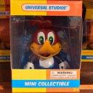 Universal Studios Exclusive Woody Wood Pecker Mini Collectible Figure New